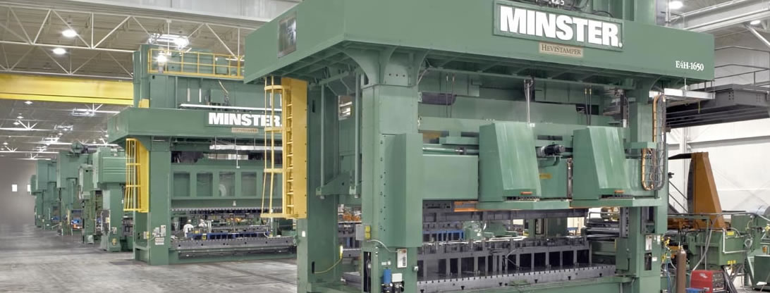 minister mechanical presses